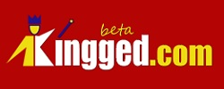 Kingged.com Logo