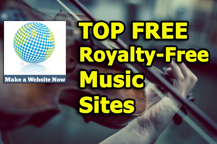 Top FREE Royalty-Free Music Sites